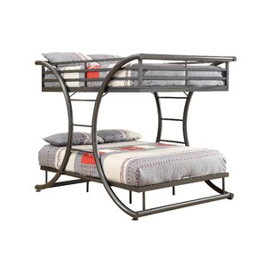 Metal Bunk & Loft Beds Kids Bedroom Furniture