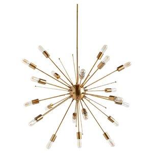 Meredith 20-Light Sputnik Chandelier