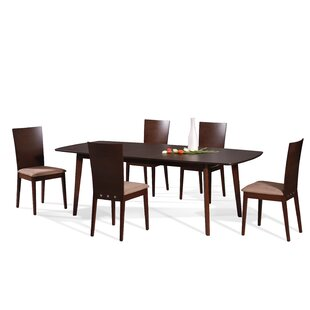 Mccullum 5 Piece Dining Set