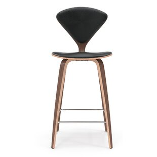 Olivia Genuine Leather Bar & Counter Stool