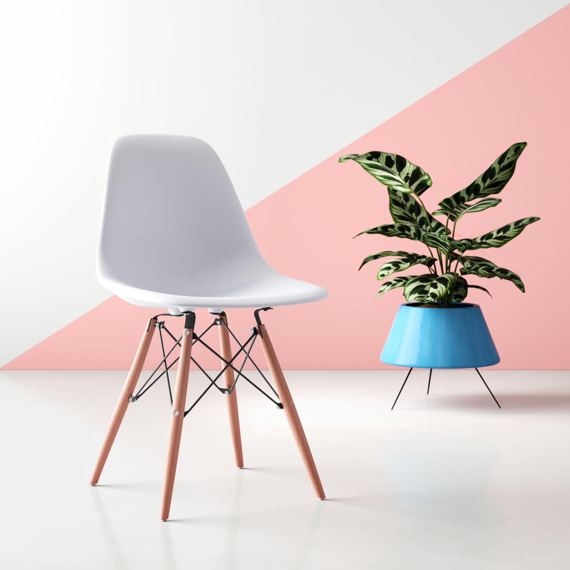 Swell Hashtag Home Wrenshall Social Mid Century Side Chair Short Links Chair Design For Home Short Linksinfo