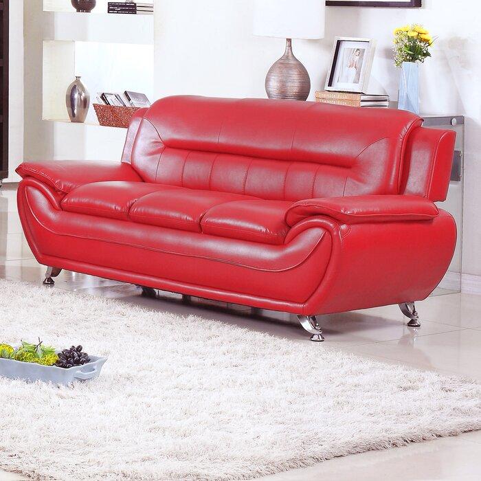 Zipcode Design Lester Modern Living Room Sofa & Reviews | Wayfair.ca