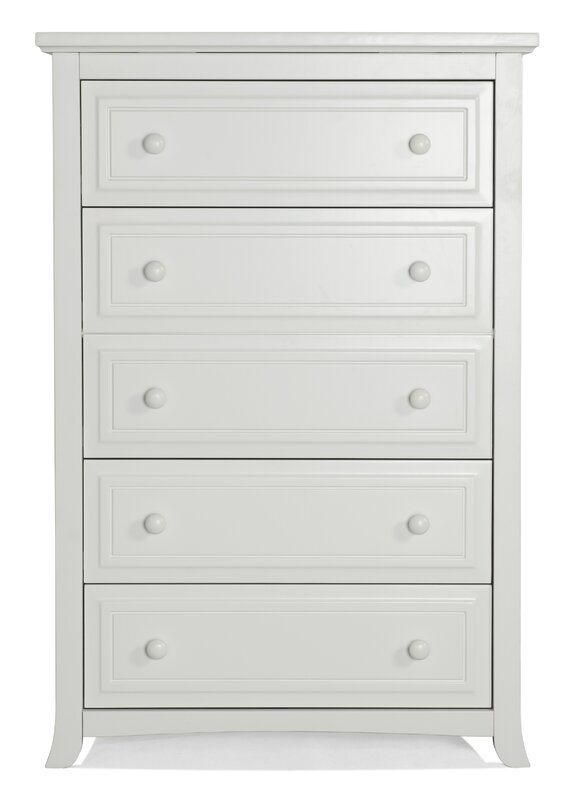 Graco Kendall 5 Drawer Chest Reviews Wayfair