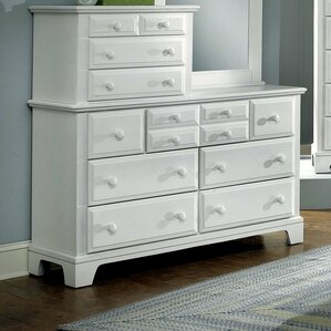 Cedar Drive 10 Drawer Dresser by Darby Home Co