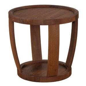 Brookside End Table by Breakwater Bay