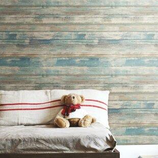 Blue Wallpaper You\'ll Love | Wayfair