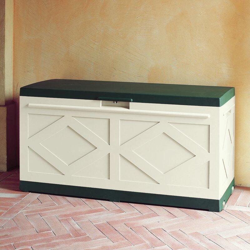 Maxi 100% Waterproof 238 Litres Plastic Resin Storage Box