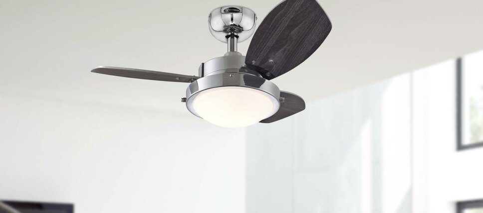 Ceiling fans remote control with lights wayfair top rated ceiling fans aloadofball Image collections