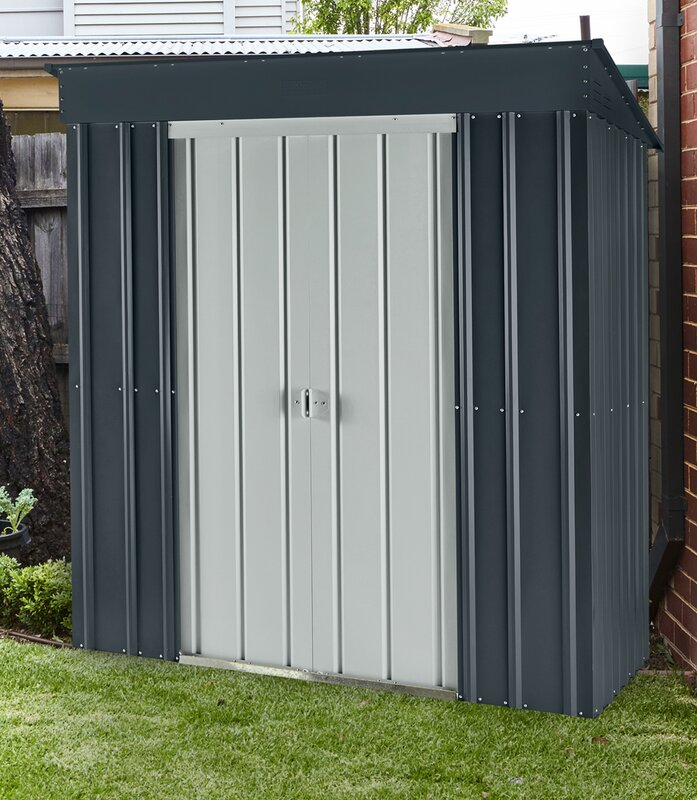 7 in w x 3 ft 9 in d - Garden Sheds 5 X 9