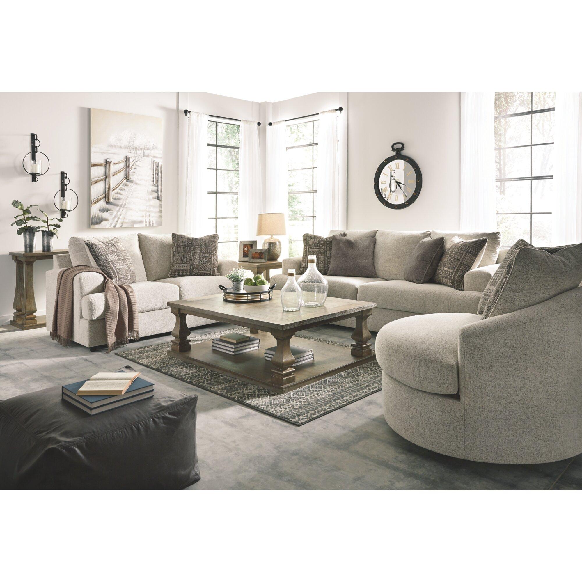 Enjoyable Alandari 3 Piece Sleeper Configurable Living Room Set Download Free Architecture Designs Ferenbritishbridgeorg