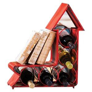 Arrow 5 Bottle Wine Rack by Cape Craftsmen