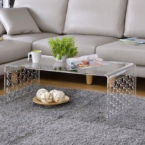 Mercuri Honeycomb Coffee Table by Brayden Studio