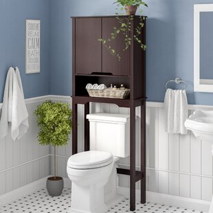 Over the Toilet Storage Cabinets | Wayfair Bathroom Models And Designs X Html on