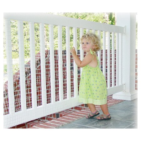 Kid Kusion Kid Safe Deck Guard Amp Reviews Wayfair