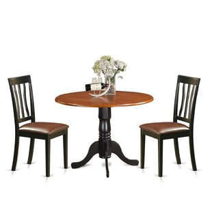 3 Piece Extendable Dining Set