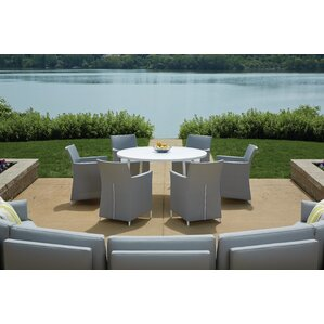 south beach dining table south beach dining table by lloyd flanders - Lloyd Flanders