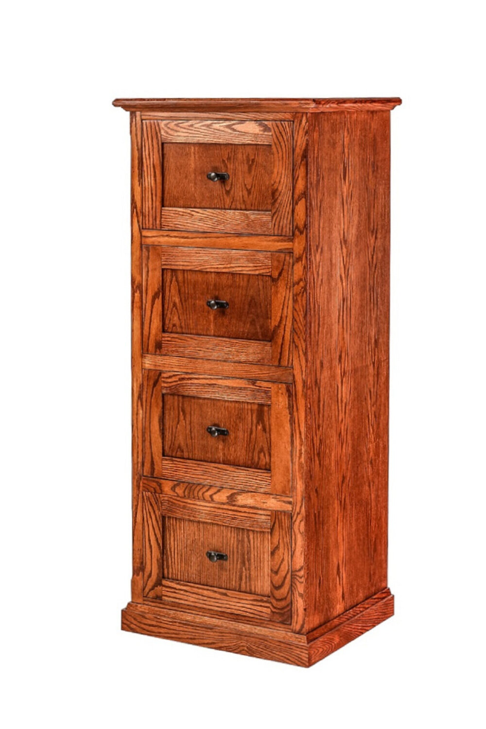 Charmant Hutton 4 Drawer Vertical Filing Cabinet