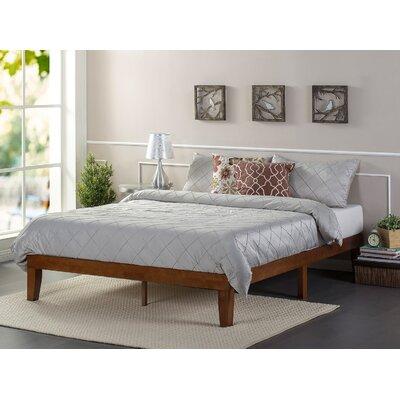 Platform Bed Without Headboard Wayfair