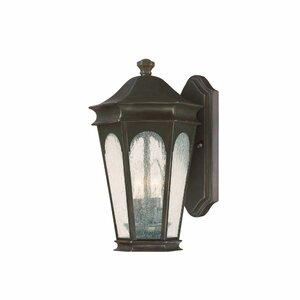 Inman Park 2-Light Outdoor Wall Lantern