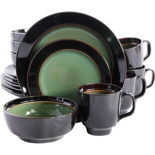 Save  sc 1 st  Wayfair & Sage Green Dinnerware Sets | Wayfair
