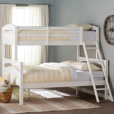Sienna Rose Twin over Full Bunk Bed & Zoomie Kids Brandy Twin Canopy Bed u0026 Reviews | Wayfair
