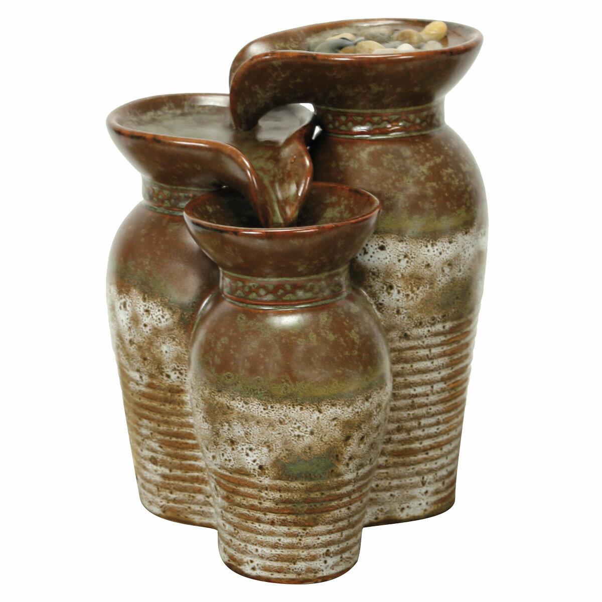 Foreside Home & Garden Zen Vase Fountain | Wayfair
