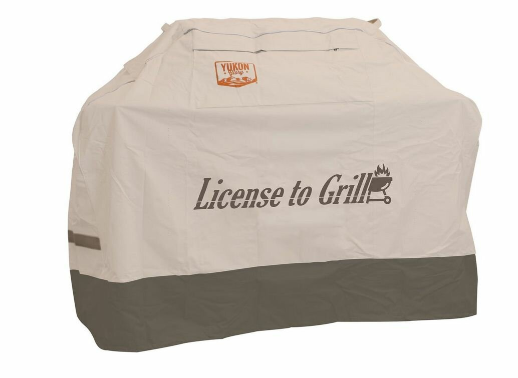 Yukon Glory Extra Large Universal License To Grill Cover Reviews