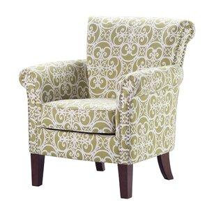 Futuristic Green Accent Chair Decoration Ideas