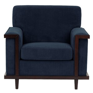 Mahowny Retro Trim Armchair by Darby Home Co