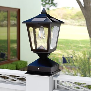 Crofts Solar Ed 1 Light Led Lantern Head