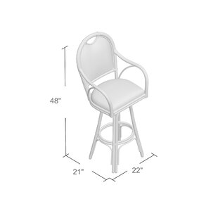 Ricca 30 Swivel Bar Stool