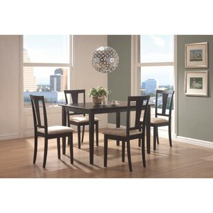 Parsonsfield 5 Piece Dining Set