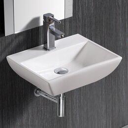 Genial Wall Mounted Sinks