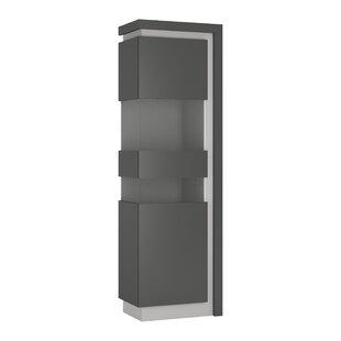 Lockheart Narrow Tall Display Cabinet
