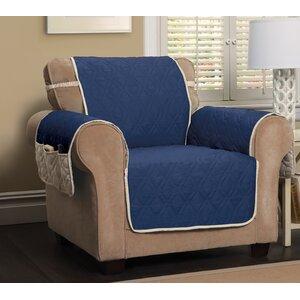 Five Star Box Cushion Armchair Slipcover