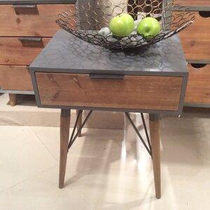 Minimalist End Table by Teton Home