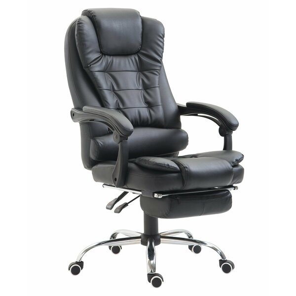 Office Chairs.Straub High Back Recliner Ergonomic Executive Chair