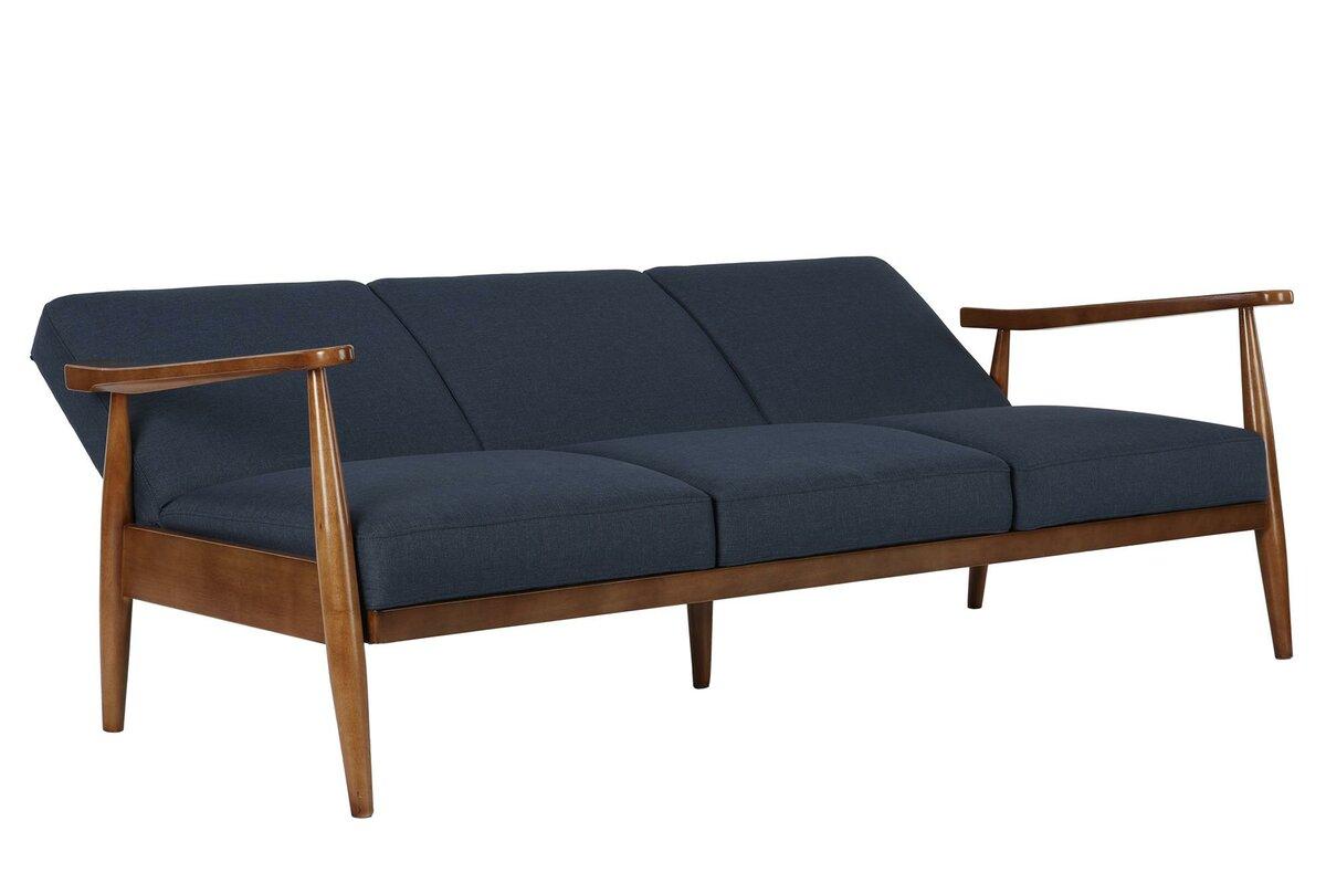 Marvelous George Oliver Whelan Mid Century Modern Convertible Sofa Reviews