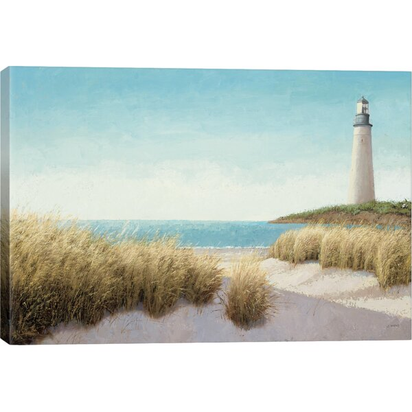 fascinating Lighthouse Bath Mats Part - 18: Canvas Lighthouse Pictures | Wayfair