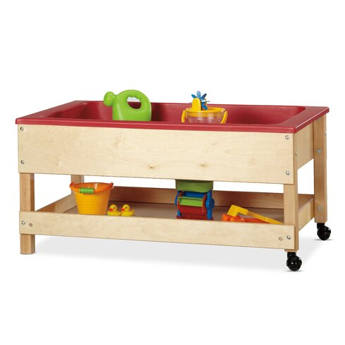 Sand N Water Table With Shelf