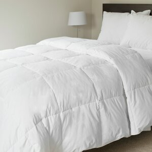 233 thread count down comforter