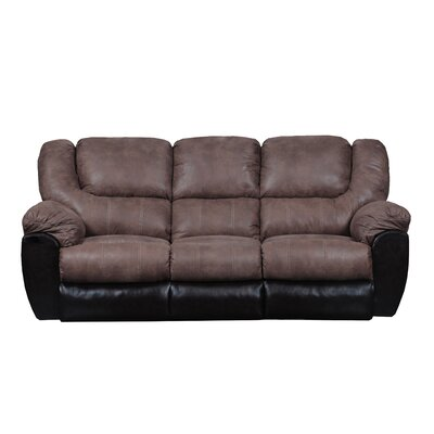 Darby Home Co Simmons Upholstery Derosier Reclining Sofa Reviews