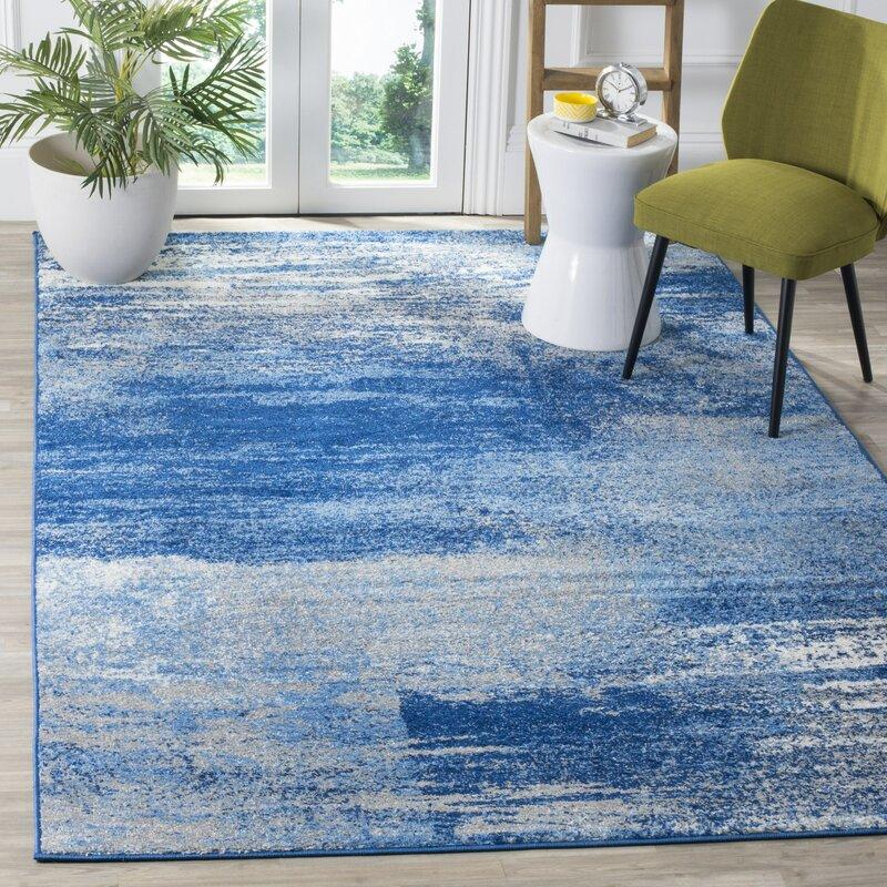 The Living Room Costa Mesa Yelp: Trent Austin Design Costa Mesa Silver/Blue Area Rug