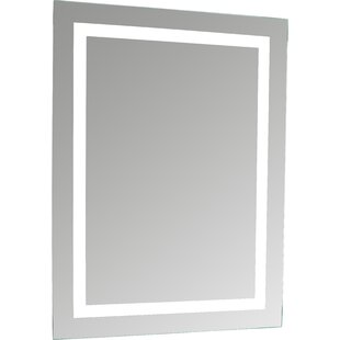 Mirrors with lights youll love wayfair illuminated professional makeup mirror aloadofball Image collections