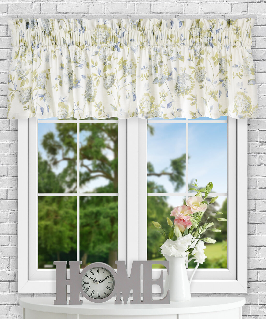 style overlapping swag drapes valance custom order picture with gold ivy p