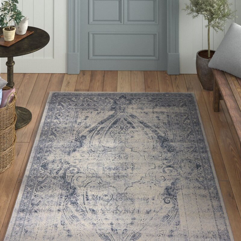 Laurel Foundry Modern Farmhouse Abbeville Oriental Gray