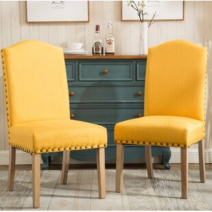 Yellow Accent Chairs | Birch Lane