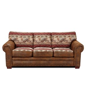 Lodge Deer Valley Sofa by American Furniture Classics