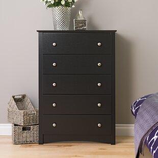 bedroom shells dresser craft steel expresso furniture product espresso knobs drawer over