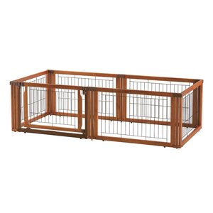 Convertible Elite 6 Panel Pet Gate
